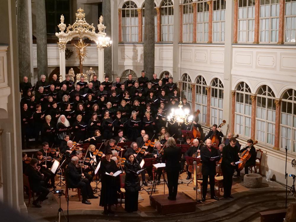 Kirchenmusik im Kirchenbezirk