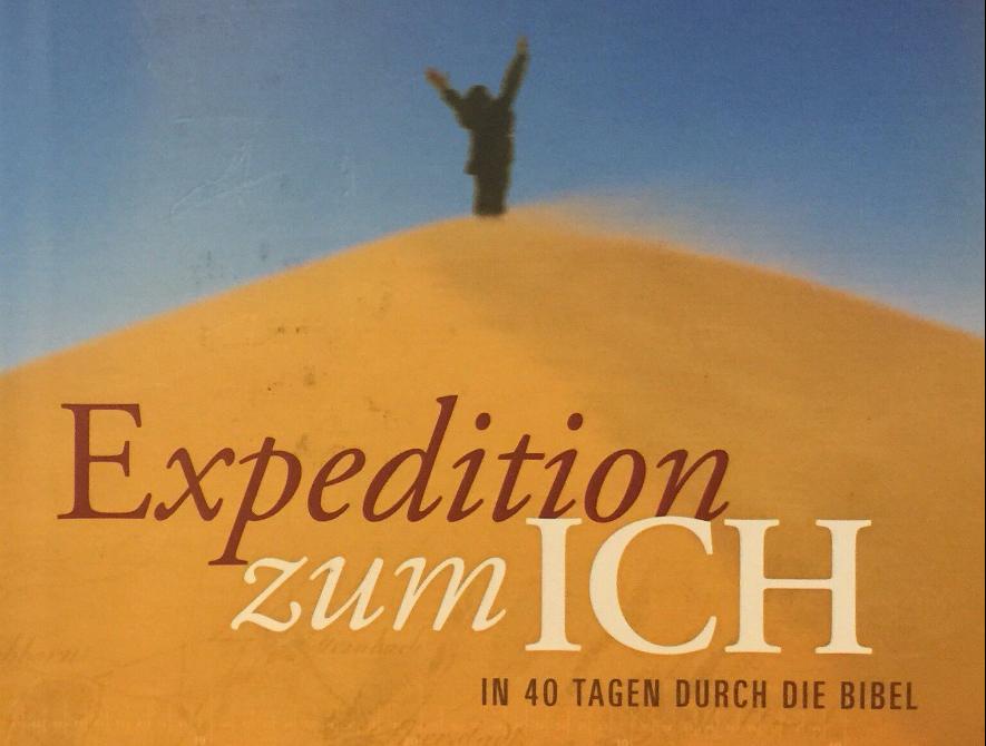 Expedition zum Ich - Cover