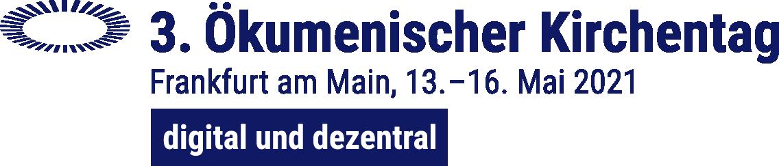 Ökumenischer Kirchentag vom 13.-16. Mai 2021