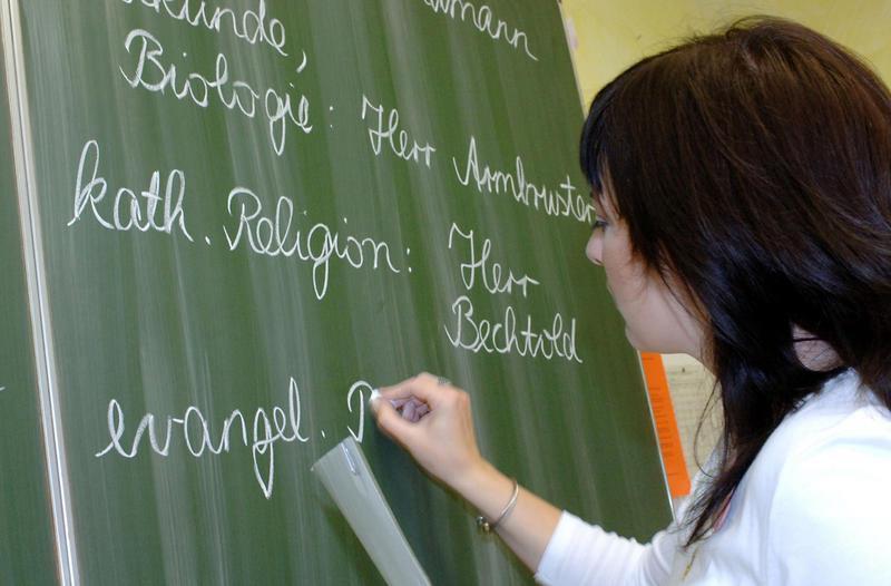 Konfessionelle Kooperation im Religionsunterricht